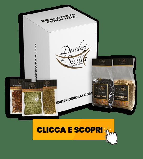 aromi e legumi siciliani